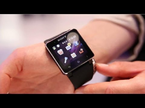 First Look: Sony SmartWatch 2 SW2 Made for Android
