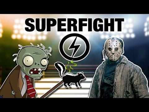 SUPERFIGHT - #1 - The Worst Roommates! |
