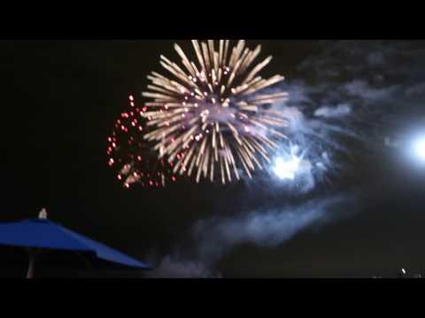 Navy Pier Fireworks 2017 05 27