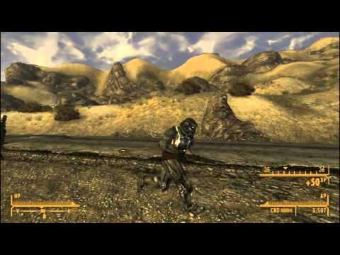 Fallout New Vegas Mods: Pancor Jackhammer - Part 1