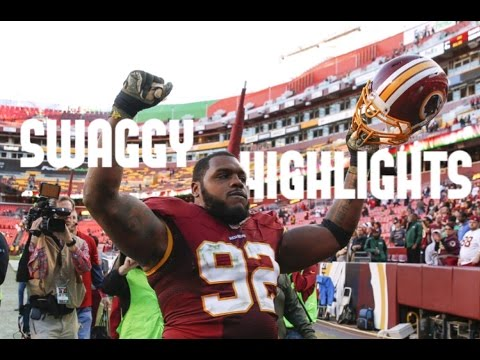 Chris Baker Highlights || 2015-2016 ᴴᴰ || Washington Redskins