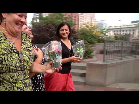 Indoor PlantWeek: Plantscaping Giving Away Plants and Flowers in Downtown Cleveland