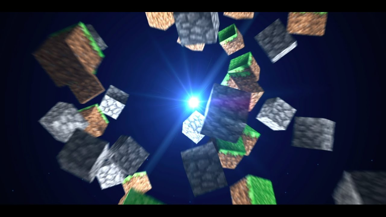 FREE EPIC MineCraft INTRO TEMPLATE #6 - YouTube
