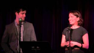 "Corey Cott and Kara Lindsay - ""A Whole New World"" (ALADDIN/Alan Menken & Tim Rice)"