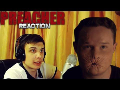 Reaction | 1 серия 1 сезона Проповедник/Preacher
