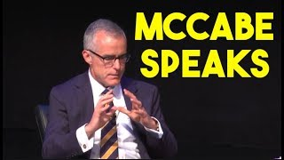 McCabe Speaks Out About The Mueller Investigation