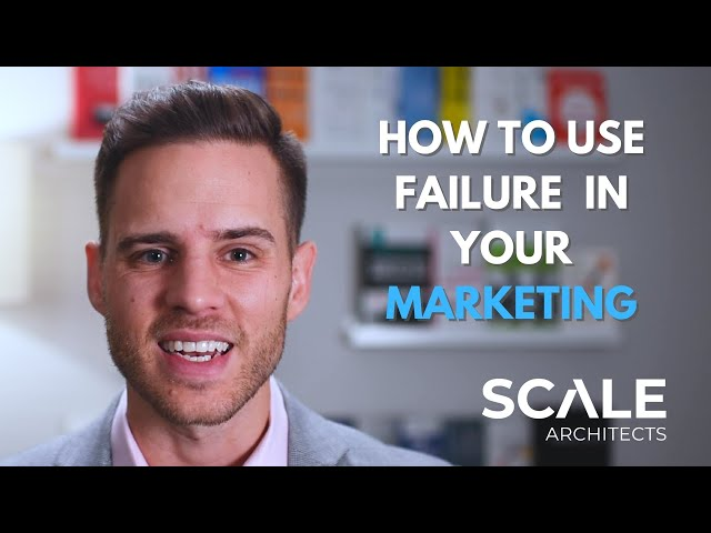 How to  use failure content in your marketing (and how not to)