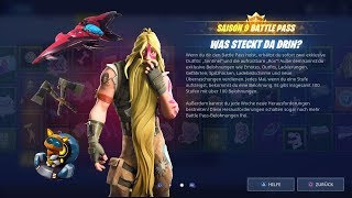 Complete BATTLE PASS (SEASON 9 Skins) / Level 100 VENDETTA / Fortnite Trailer SEASON 9