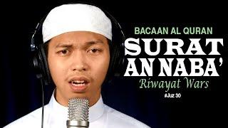 Video Video Murottal Al-Qur'an Surat 78 An-Naba (Riwayat Warsy) - Ustadz Abdurrahim - Yufid.TV download MP3, 3GP, MP4, WEBM, AVI, FLV Oktober 2018