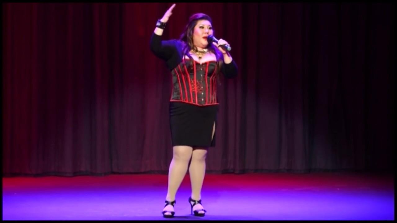 Funny Asian Queen of comedy - bedroom tales