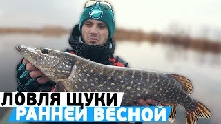 Early fishing Pike fishing with Artem Nekriach!