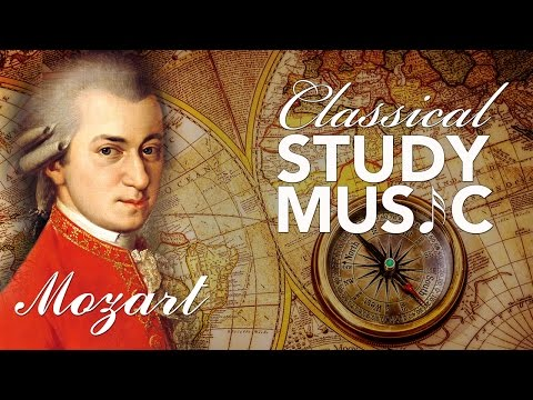 Classical Music for Studying and Concentration: Instrumental Music, Focus Music, Mozart, �