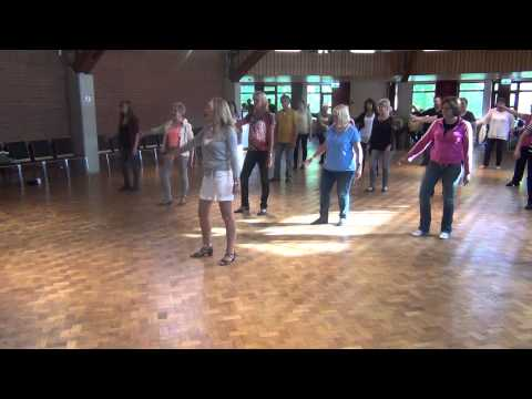 11.  Intern.  Line Dance Treff 2014, Workshop 5 (Recap Sun): The Other Side (Wow Hawaii)