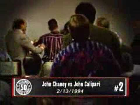 Thumb of John Chaney video