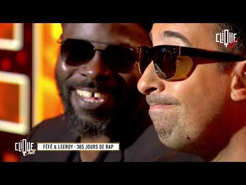 Youtube: Féfé & Leeroy (Saian Supa Crew): 365 jours de rap – Clique & Chill – CLIQUE TV