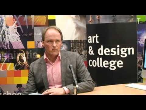 100 Jaar grafische avondschool Utrecht. Art & Design College Utrecht