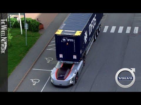 Volvo Trucks Vera Autonomous Vehicle