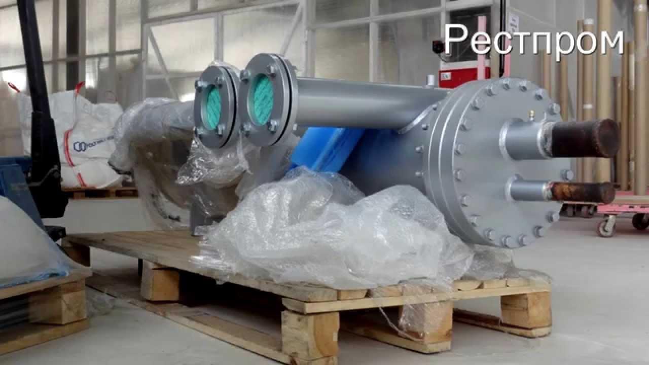 Ремонт кожухотрубных теплообменников видео теплообменники из оребренн