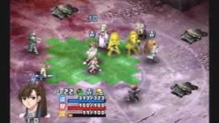 Tenshou Gakuen Gekkouroku Boss Fight 02