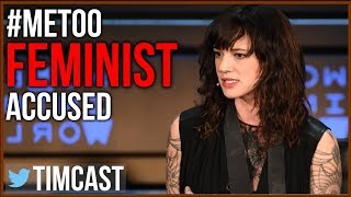 Prominent Feminist ACCUSED Allegedly Paid Victim For Silence