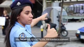 Female Municipal Police in Bourj Hammoud 4