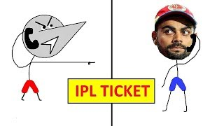 IPL Ticket | Halkat Call 2