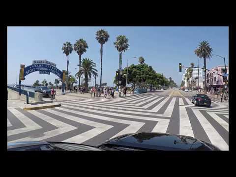 Highway One San Diego -San Francisco(Road Trip on Pacific Coast Highway)