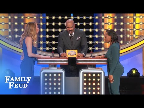 Steve Harvey for Halloween?  Family Feud