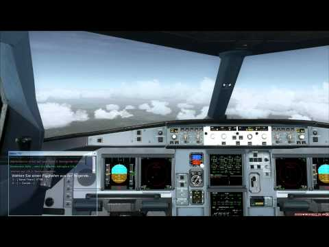 Full Flight Bangkok to Phuket A340-600 Cathay Pacific