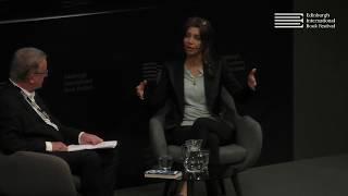 Allan Little's Big Interview with Elif Shafak at the Edinburgh International Book Festival