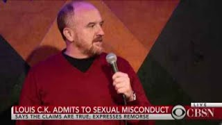 Louis C.K. admits to sexual misconduct, expresses remorse