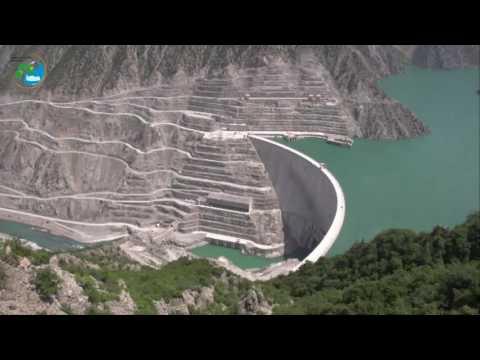 Türkiye'nin en yüksek barajı- Artvin👏The highest dam in Turkey-Artvin