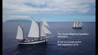 The Ocean Mapping Expedition, épisode 8: Et par un prompt renfort