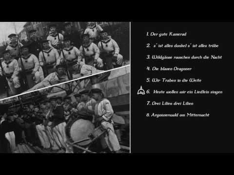 1800 - 1918 Deutsche Soldatenlieder / Album (8 Lieder)