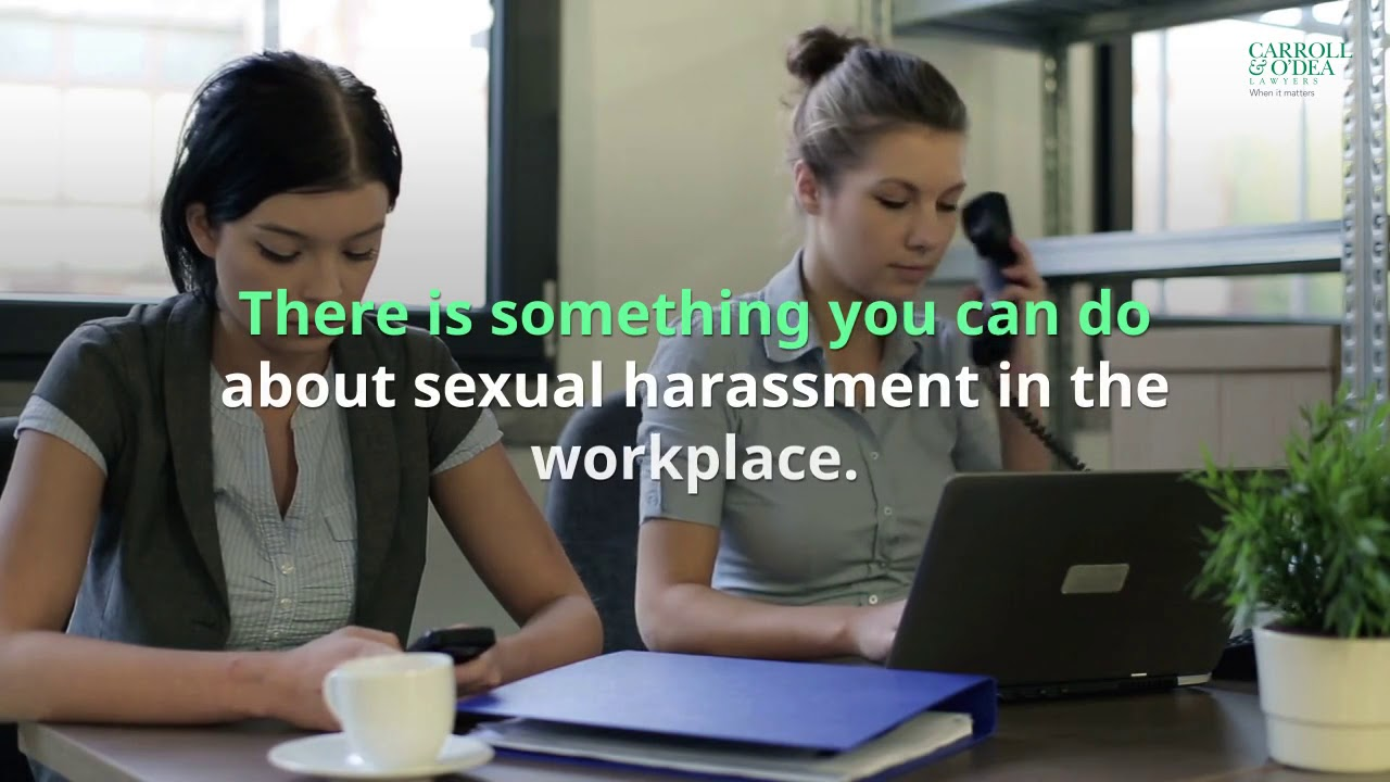 Sexual Harassment in Australian Workplaces