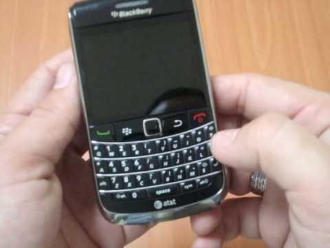 Parte 2 - Video Evaluacion de la BlackBerry Bold 9700