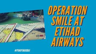Operation Smile Event at Etihad Airways HQ Abu Dhabi