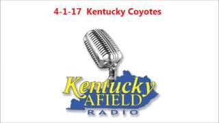 4-1-17  Kentucky Coyotes