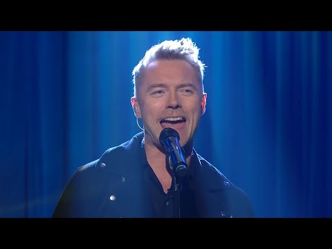 Boyzone - Because  | The Late Late Show | RTÉ One