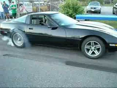 85 C4 corvette Tpi 406 Chip Performance
