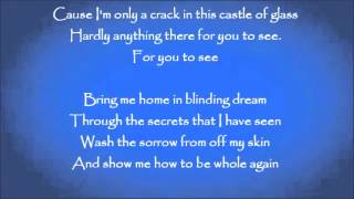 Linkin Park - Castle Of Glass (Lyrics On Screen)