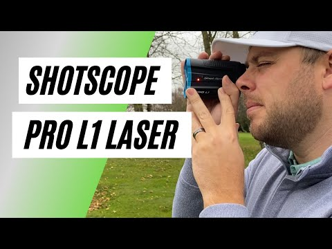 Shot Scope PRO L1 Laser Range Finder Review