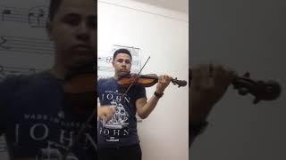 Professor Pedro Correa - Violino