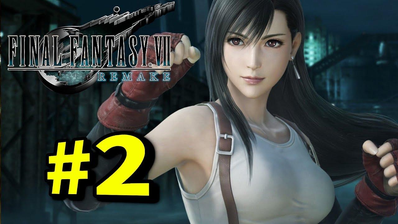 #2 最終女神 重製!|最終幻想7 remake|Final Fantasy VII 重製版 - YouTube