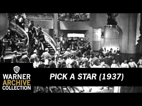 Pick A Star (Original Theatrical Trailer)