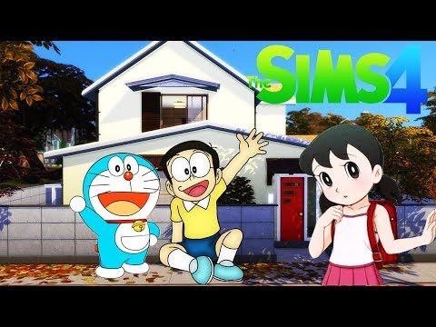 9100 Koleksi Gambar Rumah Nobita Gratis Terbaru
