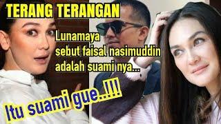 Woow Mengejutkan.!!!  | Ada pelaminan | Lunamaya sebut sosok lelaki ini adalah suami nya | Trens Tv