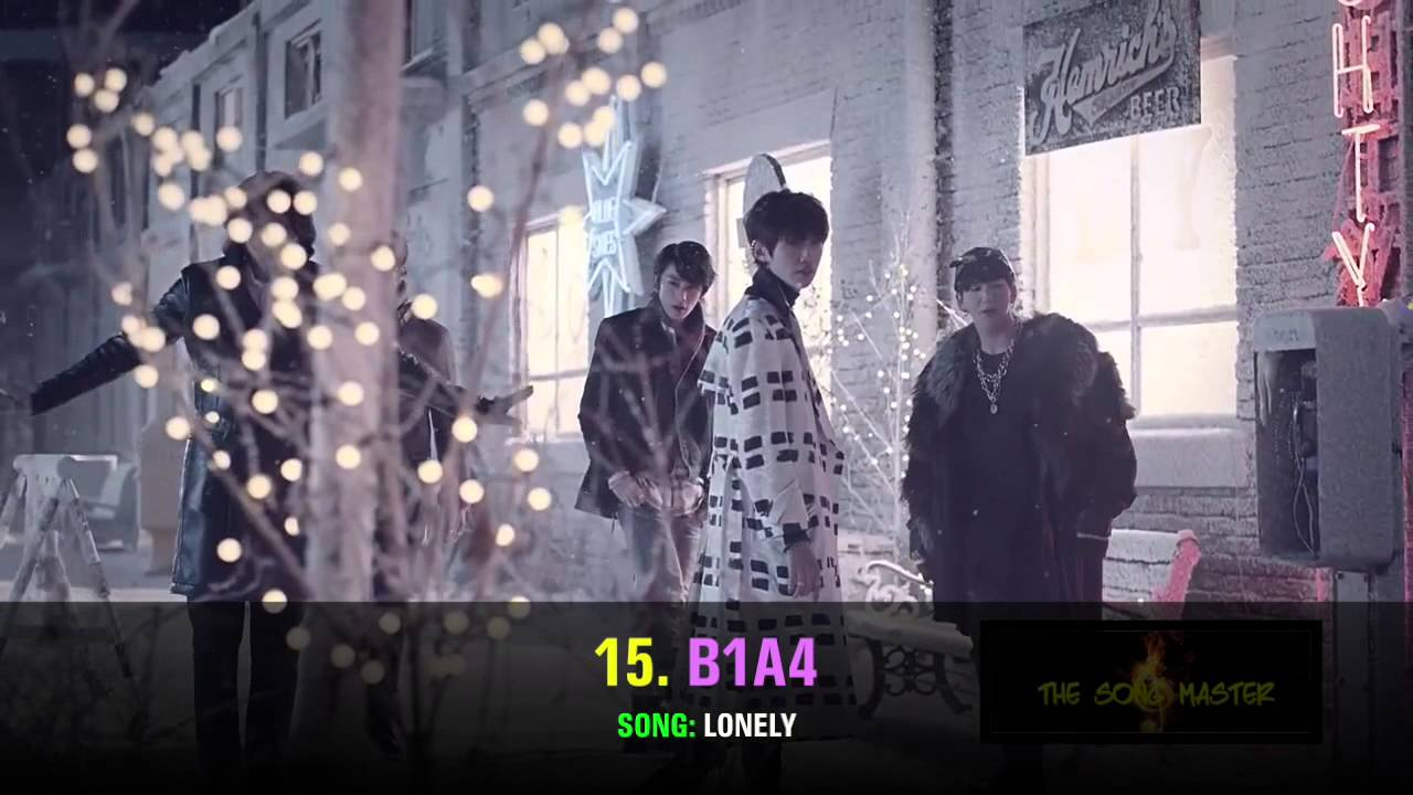 TOP 35 K-POP BOY GROUPS OF 2014 (January to June)!