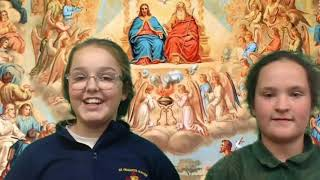 Morning Announcements All a Saints Day 2018