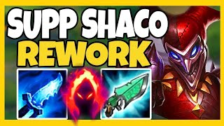 Shaco Support Gameplay - Patch 9.20 (League of Legends Gameplay)